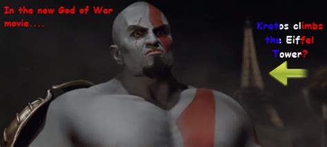 film god of war dardarkom sony encouraging film makers to quot dramatically quot change god