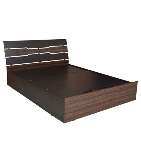 100  [ Double Cot Bed Models ]   Bedroom Modern Wood Bed