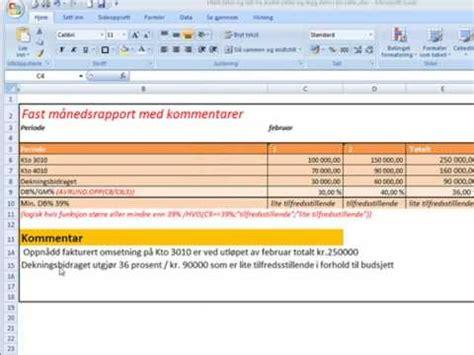 Excel Tutorial Norsk | excel 2007 tutorial norsk bes 248 k oss p 229 http www