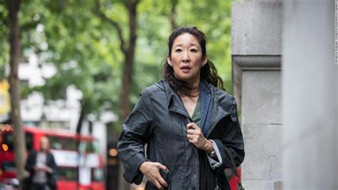asian actress nominated for emmy sandra oh becomes first asian woman nominated for lead