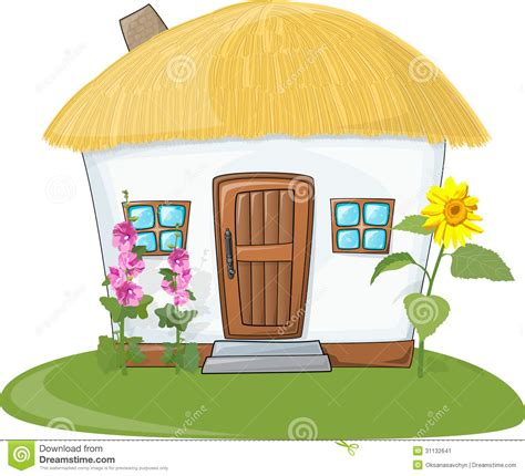tiki hut roof clip thatched hut clipart clipground