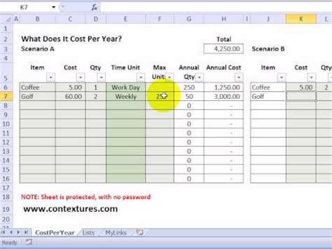 procurement cost saving report template calculate annual costs and savings with excel template