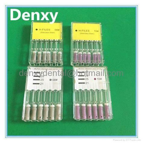 diy root canal endo file dental product dental file denxy china