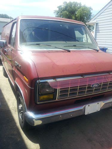 how it works cars 1988 ford e series electronic toll collection sell used 1988 ford econoline 150 xl in bensalem pennsylvania united states for us 1 600 00