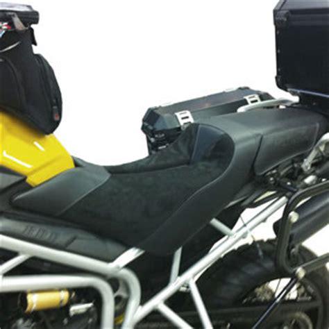 triumph tiger 800 seat comfort saddlemen adventure track seat for triumph tiger 800 800xc