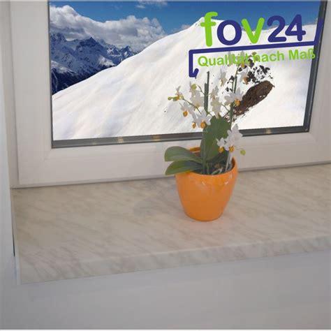 pvc fensterbank kunststoff fensterbank marmor pvc inkl endkappen 6 94