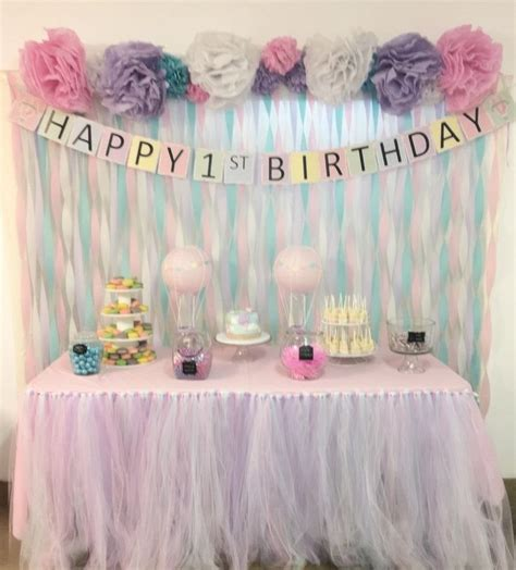 backdrop for baby shower table 25 best ideas about streamer backdrop on