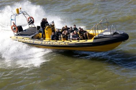 thames river experience thames barrier experience 75 minute thames rib ride