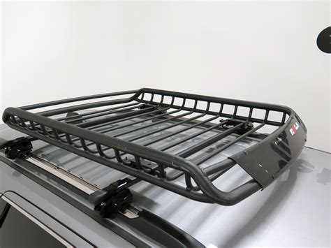 jeep roof basket jeep grand rola roof mounted cargo basket steel