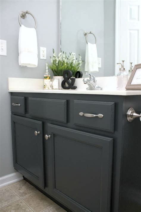 best 25 black cabinets bathroom ideas on