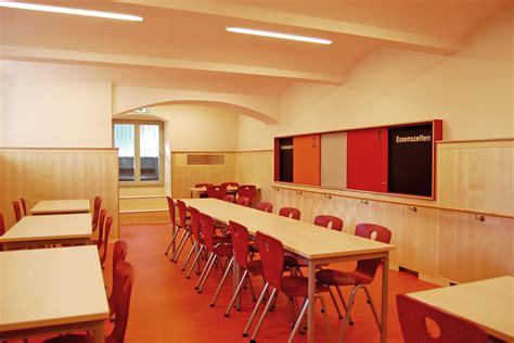 zen speisesaal brandschutzsanierung grundschule mbr architekten