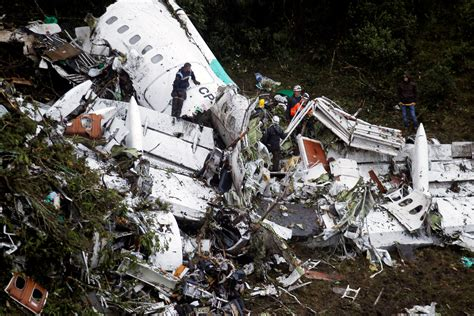z crash plane with s soccer team crashes in colombia 75 dead