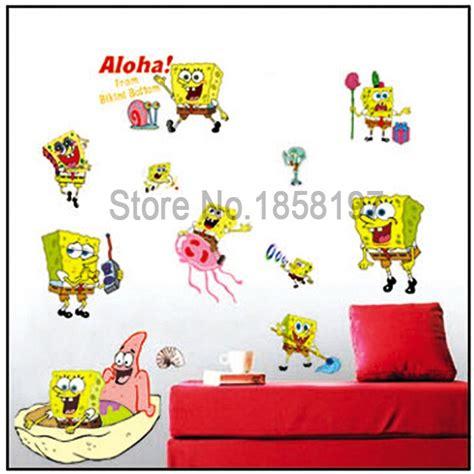 Wallpaper Sticker Paper Wall Tema Kartoon Spongebob end of sponge bob wallpapers 60 wallpapers wallpapers