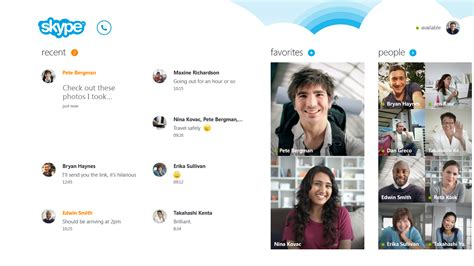 t駘馗harger skype bureau windows 8 skype confirmado com visual especial no windows 8 tecnoblog