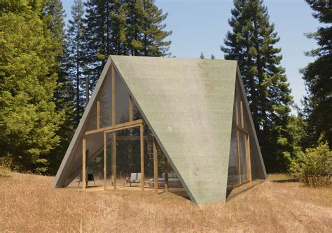 build an a frame pyramid house ryan leidner architecture