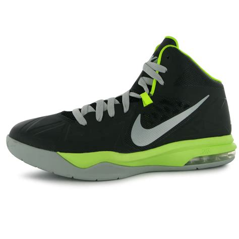 Nike Airmax Live nike air max s basketball trainers black violet