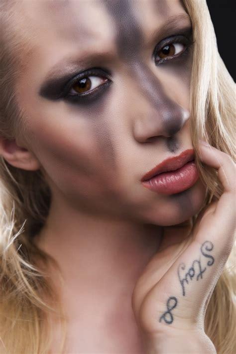 imagenes muñecas emo i am legeyda model natasha legeyda mua ross make up