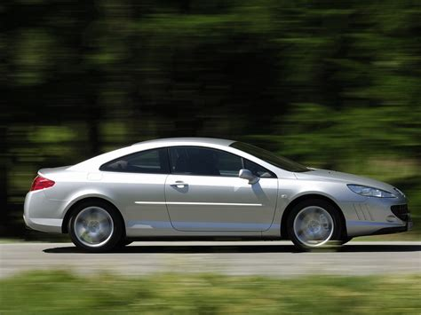 peugeot 407 coupe 2007 peugeot 407 coupe specs 2005 2006 2007 2008 2009