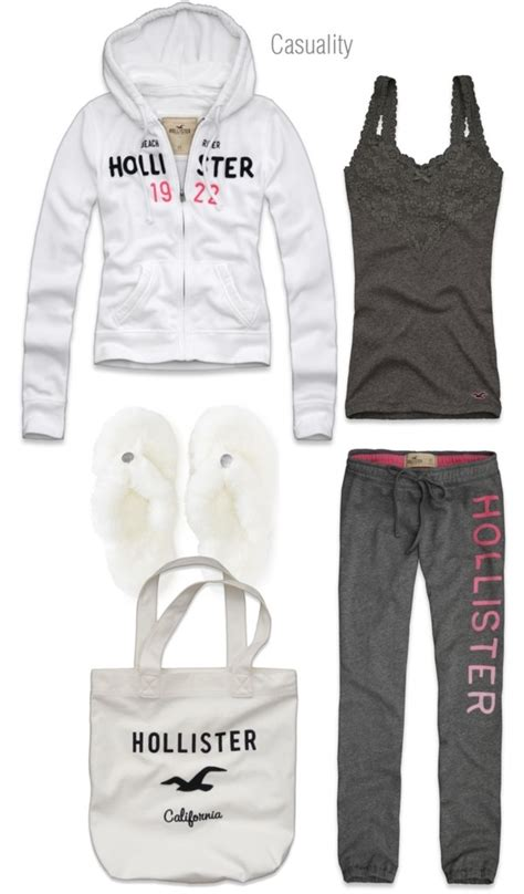 Marni Does Pyjamas Actually Day Clothes by Quot Hollister Pajama Quot By Casuality On Polyvore