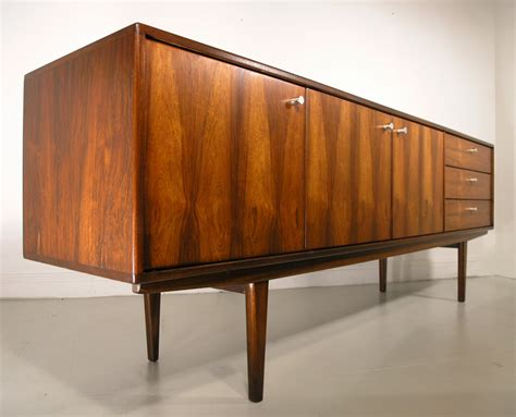 Sideboards Retro rosewood younger sideboard vintage retro