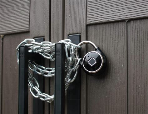 cadenas empreinte digitale prix tapplock un cadenas 224 empreinte digitale plut 244 t ing 233 nieux
