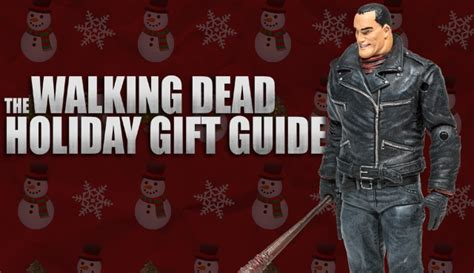 the walking dead holiday gift guide zombie pop