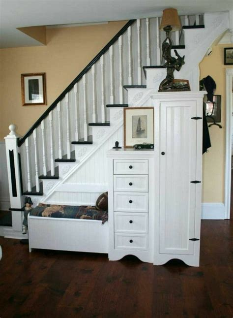 Underneath Stairs Design Cupboard Stairs And Other Solutions Such As Provide More Storage Space One Decor