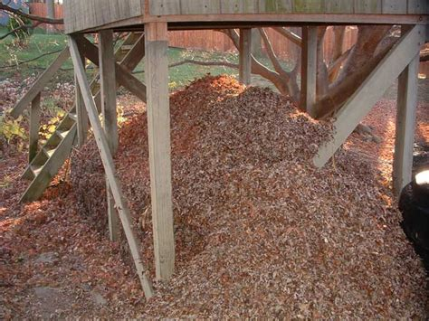backyard compost pile innovative composting and gardening ideas john french