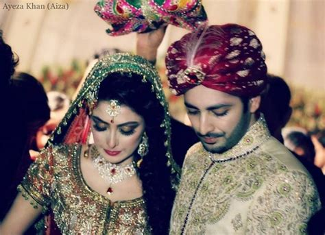 ayeza khan and danish taimoor wedding photos 4 life n