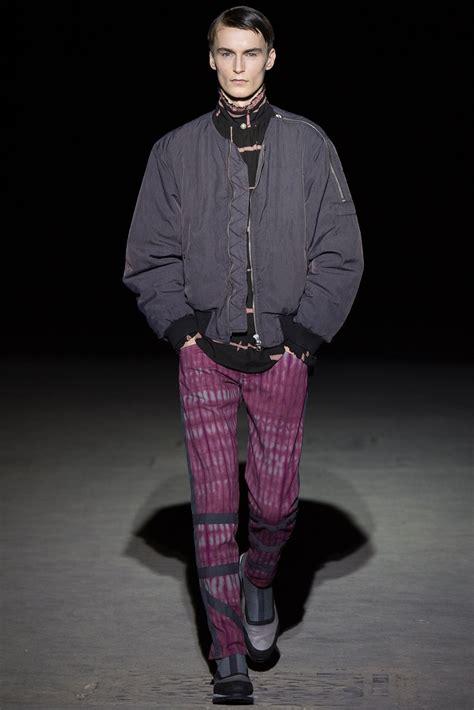 dries noten fall 2014 menswear collection photos vogue