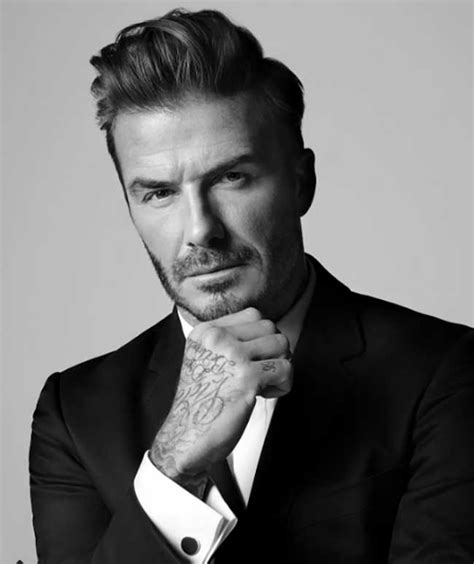 Beckham 1768 Set L ex soccer player david beckham is set to launch a