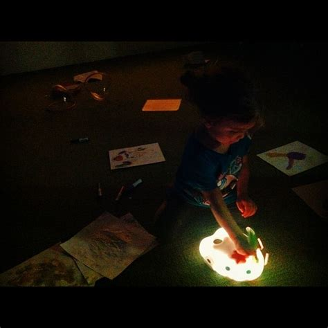 Light Up Paint by Power Your Child S Creativity With Crayola Energizer