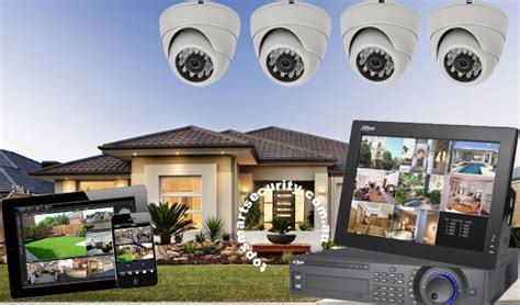 find out why residential cctv cameras are a necessity
