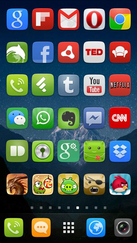 themes apps android go launcher ex ui5 0 theme android apps on google play