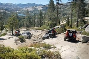 top trails in america rubicon trail offroaders