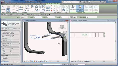revit cable tray tutorial and tips cadclips