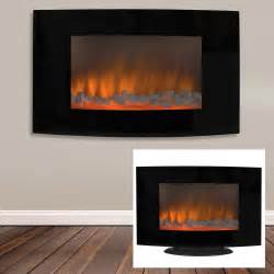 Mount Fireplace by Large 1500w Heat Adjustable Electric Wall Mount Free