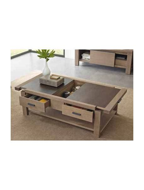 table basse coffre en pin d or 233 gon et c 233 ramique