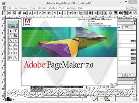layout buku dengan adobe pagemaker adobe pagemaker 7 0 full serial masterkreatif