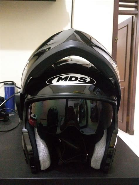 Mds Helm Pro Rider By Jagoan Helm review helm mds