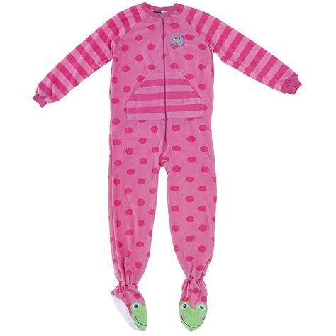 Footed Sleepers by Pink Frog Footed Pajamas For