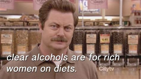 Swanson Birthday Quote Ron Swanson Quotes Sayings Ron Swanson Picture Quotes