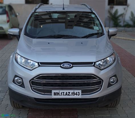 used ford ecosport used ford ecosport review