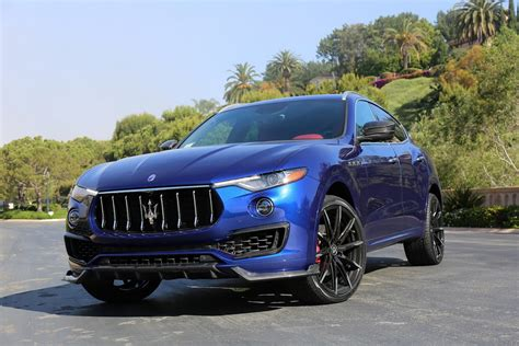Maserati Upgrades Larte Design Gives Maserati Levante Carbon Upgrades And