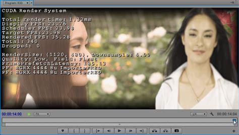 adobe premiere pro gtx 970 работа с redcode raw r3d и nvidia geforce gtx 970