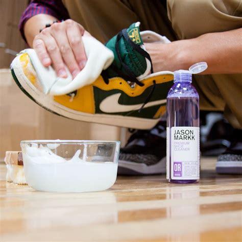 jason sneaker cleaner fancy premium sneaker cleaning kit by jason markk