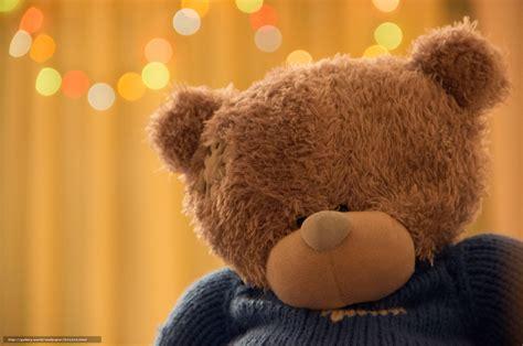 imagenes para fondo de pantalla de ositos tlcharger fond d ecran peluche ours en peluche bruin