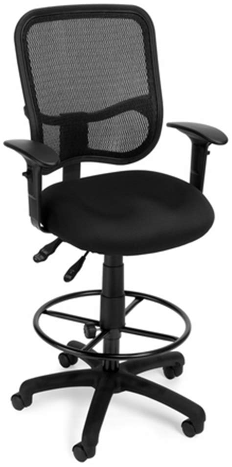 office furniture unlimited mesh drafting chair ofm chair office chairs unlimited