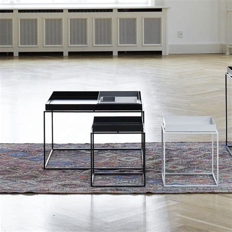 Hay Tray Table by Tray Table Kaffeetisch Hay Ambientedirect