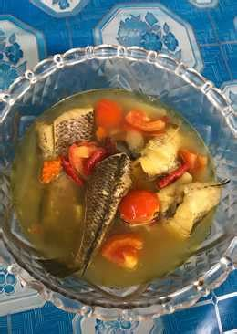 resep pindang ikan enak  sederhana cookpad